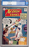 Action Comics #250 CGC 7.5 cr/ow