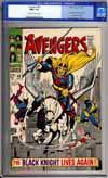Avengers #48 CGC 9.6 ow/w