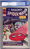 Amazing Spider-Man #22 CGC 8.0 ow