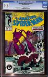 Amazing Spider-Man #292 CGC 9.6 ow/w