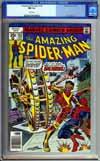 Amazing Spider-Man #183 CGC 9.4 w