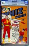 Whiz Comics #47 CGC 9.6 ow/w Edgar Church (Mile High)