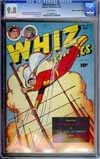 Whiz Comics #75 CGC 9.8 w Edgar Church (Mile High)