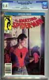 Amazing Spider-Man #262 CGC 9.4 w