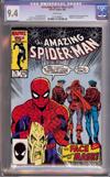 Amazing Spider-Man #276 CGC 9.4 w