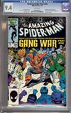 Amazing Spider-Man #284 CGC 9.4 w