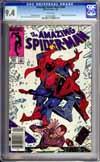 Amazing Spider-Man #260 CGC 9.4 w