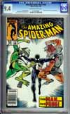 Amazing Spider-Man #266 CGC 9.4 ow/w
