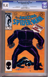 Amazing Spider-Man #271 CGC 9.4 w