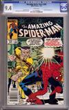 Amazing Spider-Man #246 CGC 9.4 w