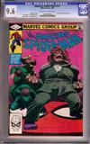 Amazing Spider-Man #232 CGC 9.6 ow/w