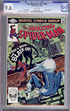 Amazing Spider-Man #226 CGC 9.6 w
