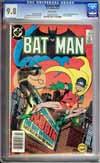 Batman #368 CGC 9.8 w