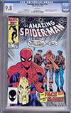 Amazing Spider-Man #276 CGC 9.8 w