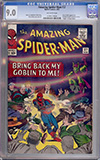 Amazing Spider-Man #27 CGC 9.0 ow