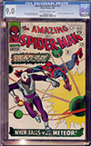 Amazing Spider-Man #36 CGC 9.0 ow/w