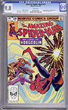 Amazing Spider-Man #239 CGC 9.8 w