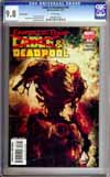 Cable & Deadpool #46 CGC 9.8 w Variant Cover