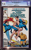 Saga of the Sub-Mariner #7 CGC 9.6 w