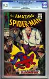 Amazing Spider-Man #51 CGC 9.2 w