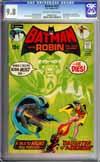 Batman #232 CGC 9.8 ow/w
