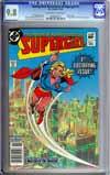 Daring New Adventures of Supergirl #1 CGC 9.8 ow/w