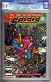 Crisis on Infinite Earths #12 CGC 9.8 w