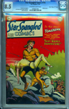 "Star Spangled Comics #110 CGC 8.5 ow/w Davis Crippen (""D"" Copy)"