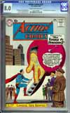 Action Comics #271 CGC 8.0 cr/ow Bogota