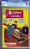 Action Comics #284 CGC 6.0 ow/w Bogota