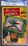 Adventure Comics #121 CGC 1.0 b