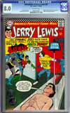 Adventures of Jerry Lewis #97 CGC 8.0 ow Bogota