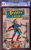 Action Comics #295 CGC 8.0 ow/w