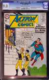 Action Comics #315 CGC 9.0 cr/ow