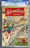 Adventure Comics #299 CGC 3.5 ow