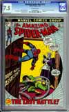 Amazing Spider-Man #115 CGC 7.5 ow