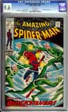 Amazing Spider-Man #71 CGC 9.6 w
