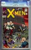X-Men #11 CGC 9.6 ow/w
