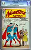 Adventure Comics #304 CGC 8.5 cr/ow Bogota
