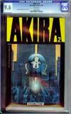 Akira #2 CGC 9.6 w