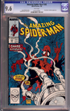 Amazing Spider-Man #302 CGC 9.6 w