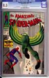 Amazing Spider-Man #48 CGC 8.5 ow