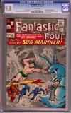 Fantastic Four #33 CGC 9.8 w