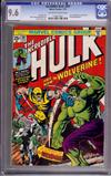 Incredible Hulk #181 CGC 9.6 ow/w