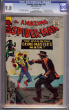 Amazing Spider-Man #26 CGC 9.0 ow