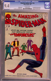Amazing Spider-Man #10 CGC 9.4 ow