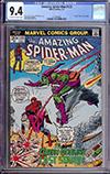 Amazing Spider-Man #122 CGC 9.4 ow/w