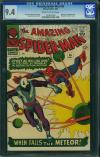 Amazing Spider-Man #36 CGC 9.4 cr/ow