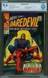 Daredevil #36 CBCS 9.6 w