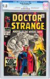 Doctor Strange #169 CGC 9.8 w